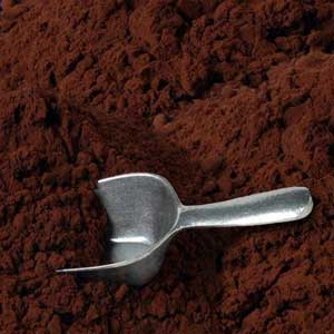 Arabica coffee powder